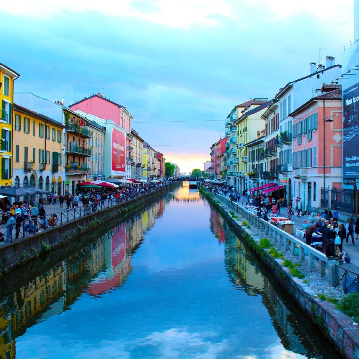 Ticinese District and Navigli