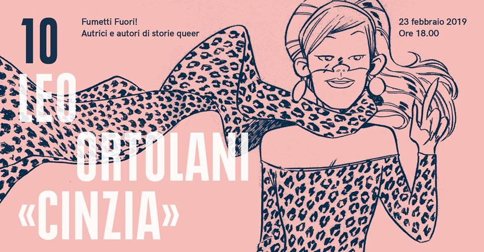 La storia di 'Cinzia', la transessuale platinata alla decima edizione di Fumetto Fuori