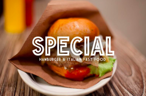 SPECIAL Hamburger & Italian Fast Food