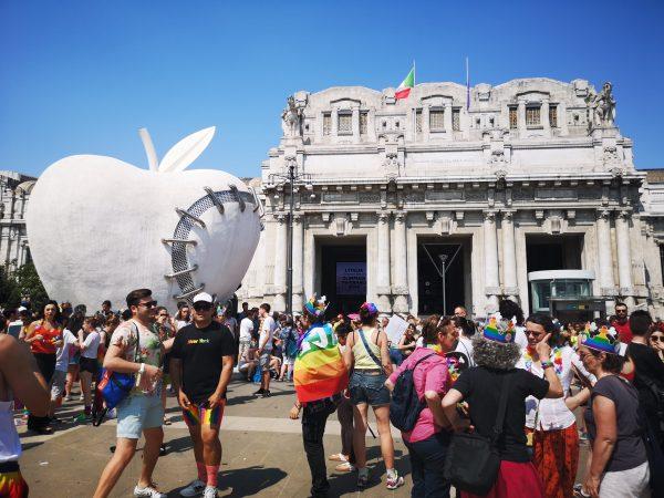 Gay Pride Milan 2019