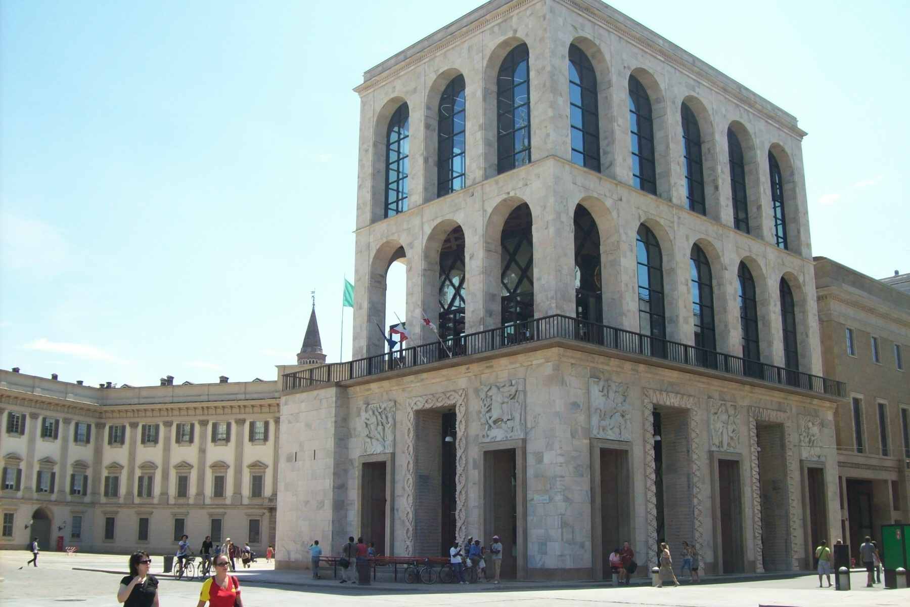The Museo del Novecento