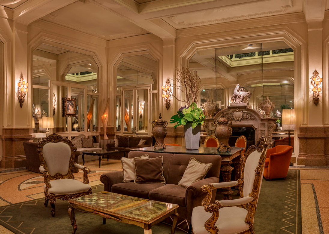 Grand Hotel et de Milan – The Leading Hotels of the World