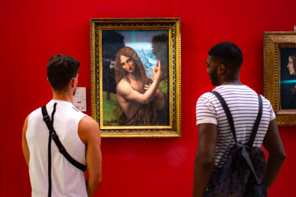 Leonardo da Vinci's genius under a gay light - Untold History