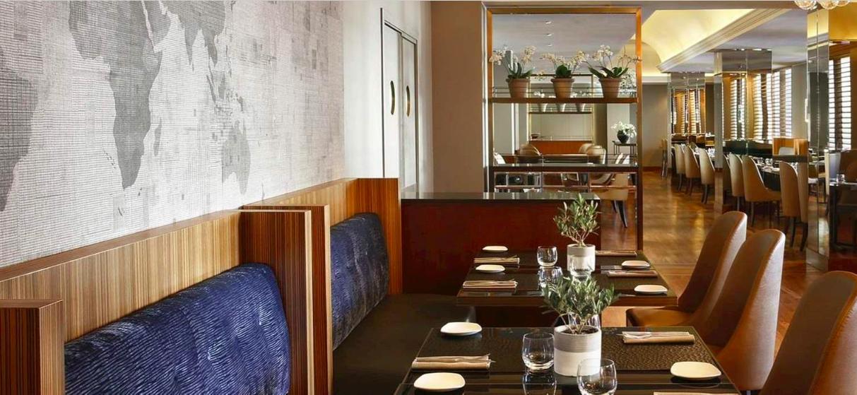 PanEVO Restaurant