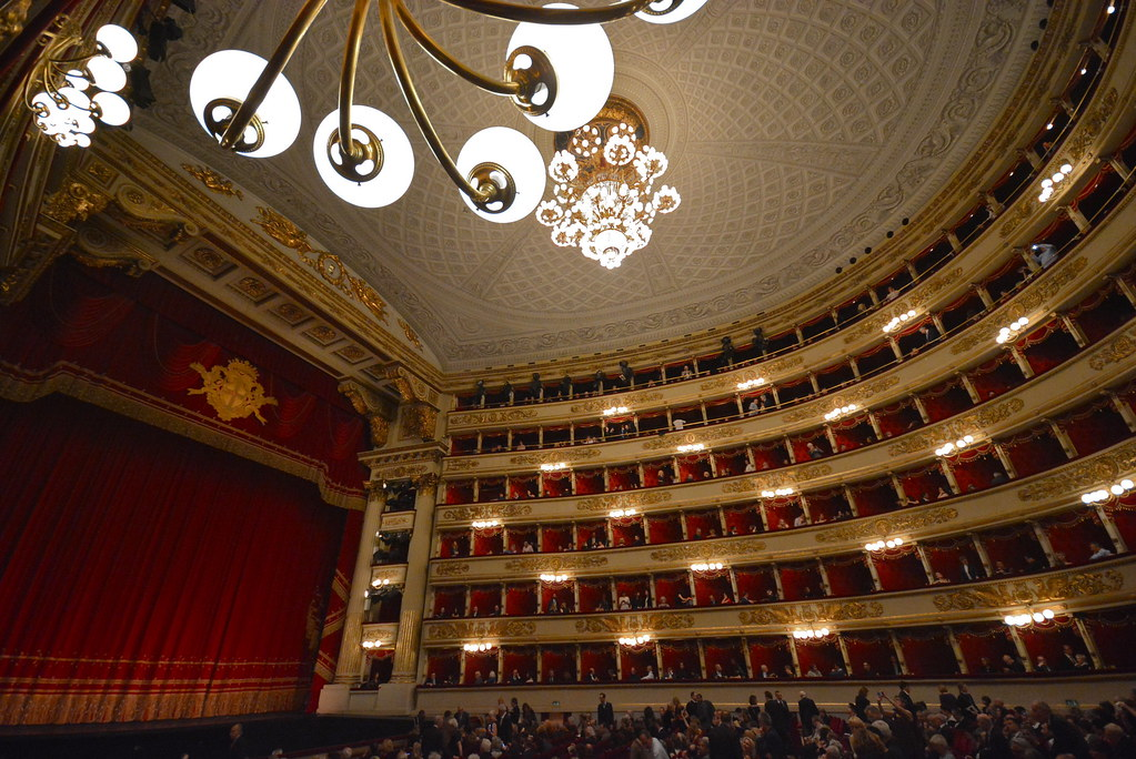 The most famous Opera Theatre in the world