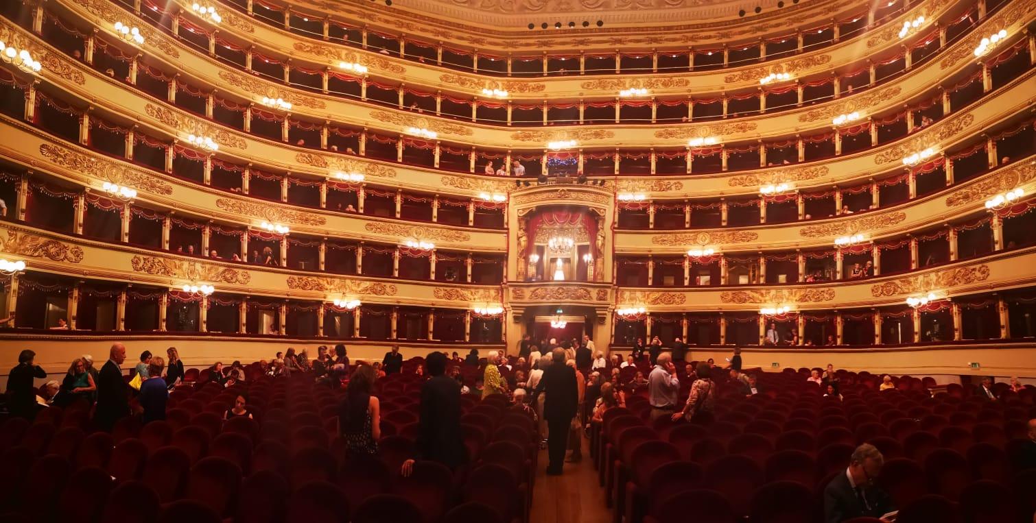 Enjoy the great shows of La Scala with RaiPlay