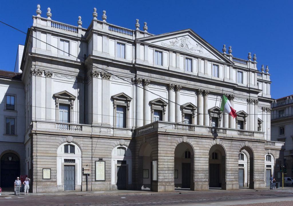 The Teatro alla Scala
