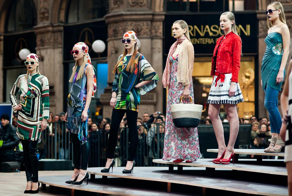 La Milano Fashion Week diventa digitale